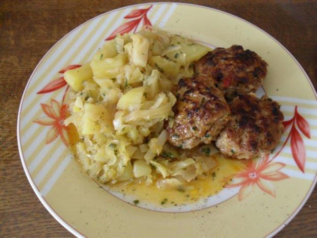 Jaromakohl- Kartoffelgemüse - scharf gewürzt mit erlesenen Gewürzen - Rezept - Bild Nr. 10