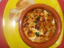 Eier aus dem  Ofen - Rezept