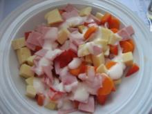 Salat á la Nicole - Rezept