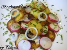Bratkartoffelsalat - Rezept