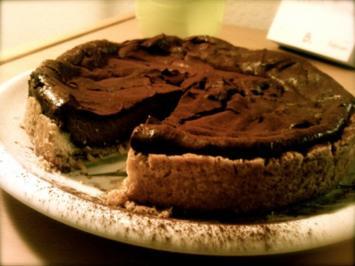 Schoko-Cheesecake - Rezept