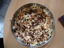 Spaghetti-Torte - Rezept