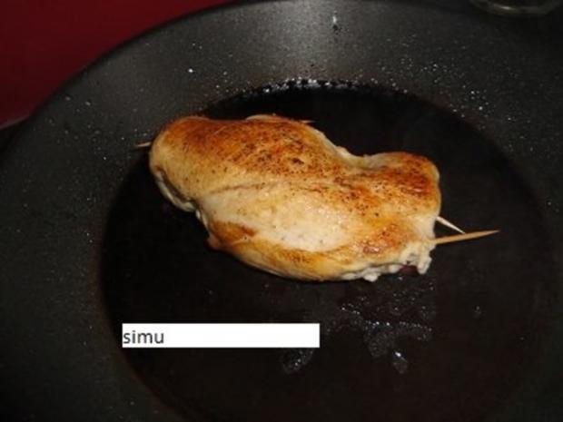 Ein feuriges Hähnchen - Rezept - Bild Nr. 6