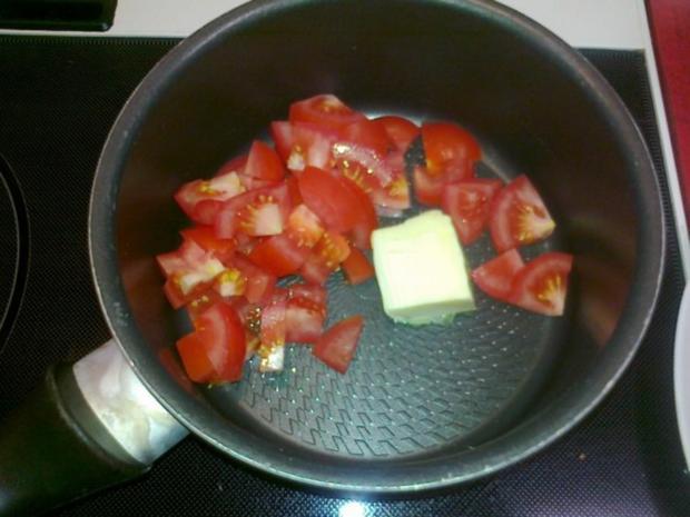 Frischer Spargel mit Schnitzel und Bärlauchsoße dazu Butterkartoffeln - Rezept - Bild Nr. 3