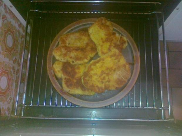 Frischer Spargel mit Schnitzel und Bärlauchsoße dazu Butterkartoffeln - Rezept - Bild Nr. 32