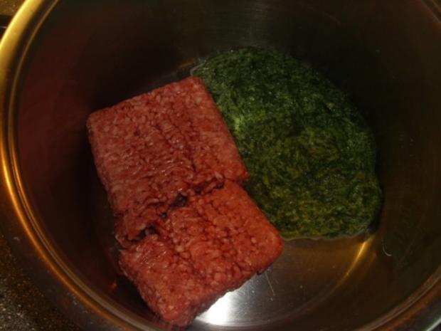 Cannelloni mit Hack-Spinat Füllung - Rezept - Bild Nr. 3