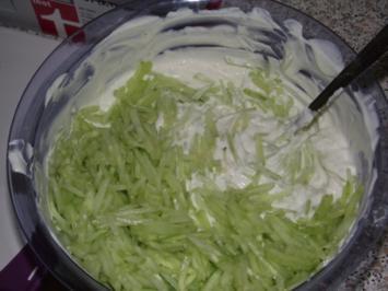 Rezept: Knoblauch Dip mit Schnittlauch