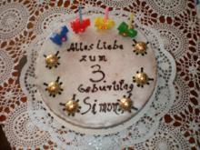 Kinder-Geburtstagskuchen - Rezept