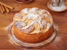 Schnell - Schneller  -  Apfel-Zimt-Kuchen - Rezept - Bild Nr. 4
