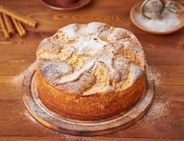 Apfel-Zimt-Kuchen - Kuchen und Torten Rezepte - Bild Nr. 1