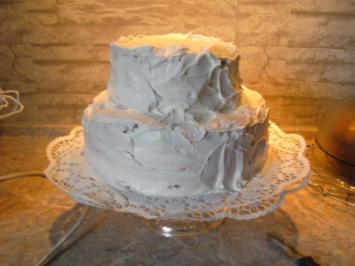 Hochzeitstorte  - bitte nicht bewerten - - Rezept