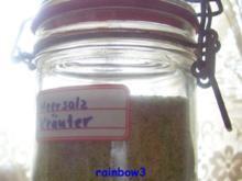 Gewürz: Kräutersalz mit Bärlauch - Rezept