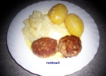 Rezept: Kochen: Frikadellen mit Feta