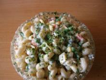 Nudelsalat Gourmet - Rezept