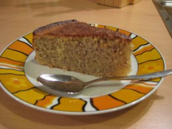 Rezept: Mallorquinischer Mandelkuchen mal anders ;)