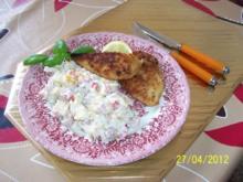 Kartoffelsalat mit Fleischwurst - Rezept