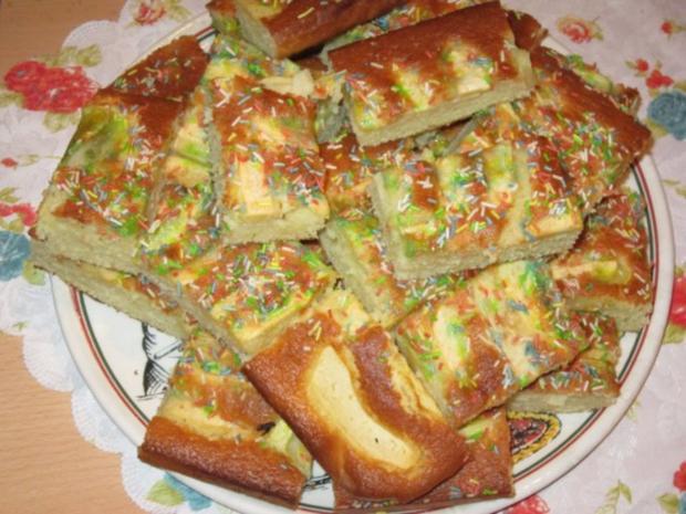 Tassenkuchen mit Obst - Rezept - Bild Nr. 2