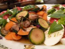 Gemischter Antipasti - Salat - Rezept
