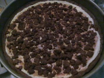 Schokostreusel-Pudding-Kuchen - Rezept