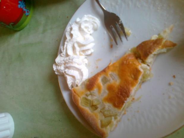 Rhabarber-Kuchen mit Guss - Rezept - Bild Nr. 24