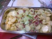 Saarländischer Kartoffelsalat - Rezept