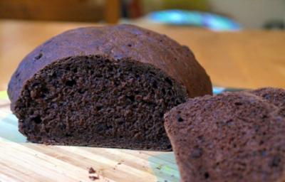 Liebesbrote (kleine Schokoladenbrote) - Rezept