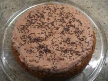 Backen: Schnelle Schoko-Torte - Rezept