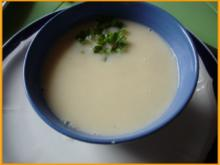 Spargelcreme Suppe - Rezept
