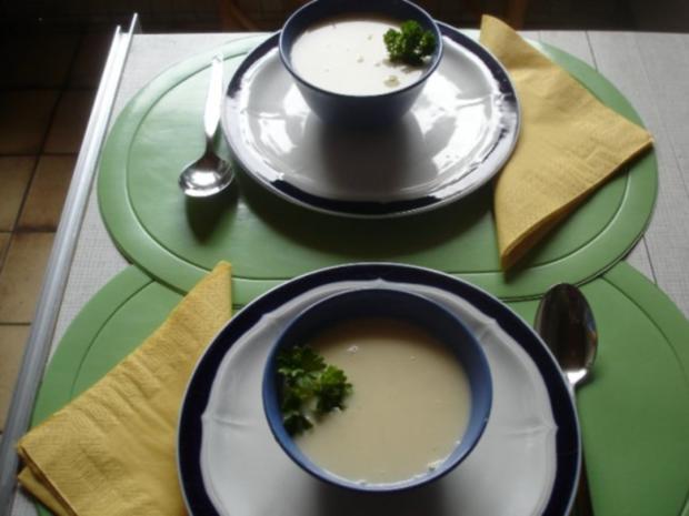 Spargelcreme Suppe - Rezept - Bild Nr. 15