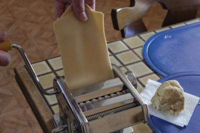 Pasta: Nudeln - mein Grundrezept - Rezept