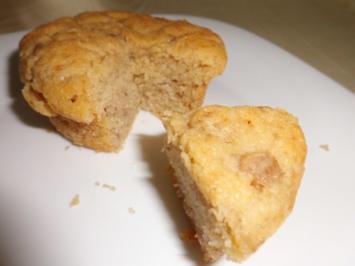 Muffins: Bananen-Mascarpone-Küchlein - Rezept