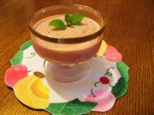 Dessert-Creme mit Kirschen ... - Rezept