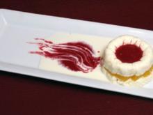 Joghurt-Pfirsich-Terrine - Rezept