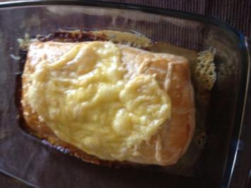 Käse - Hackfleisch - Taschen - Rezept