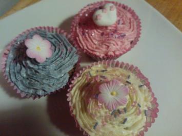 "Cupcakes ""Sweet16""!!! - Rezept"