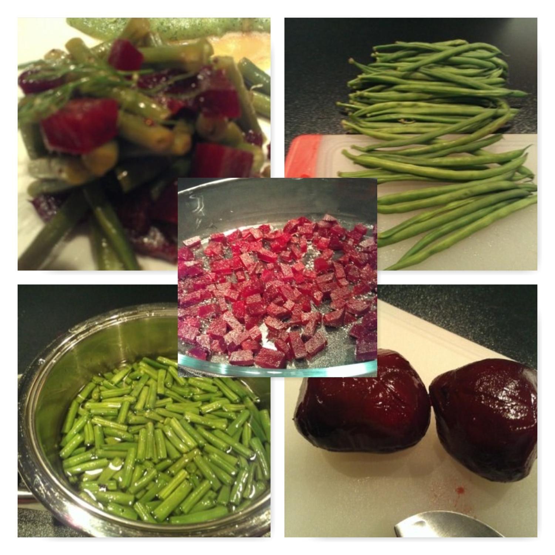 meine salate rote bete bohnensalat rezept. Black Bedroom Furniture Sets. Home Design Ideas