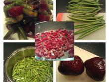 Rote Bete Bohnensalat - Rezept - Bild Nr. 14