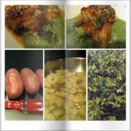 Petersilien Kartoffelcreme - Rezept - Bild Nr. 21