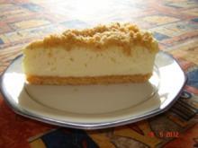 Kuchen & Torten : Frischkäsetorte - Rezept