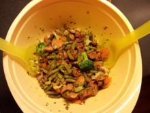 Pfannensalat - Rezept