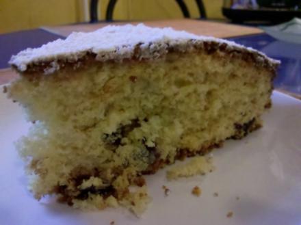 Kuchen: Kirsch-Kokoskuchen - Rezept