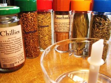 Rezept: Gewürze: Mischung für mediterranes Ofengemüse