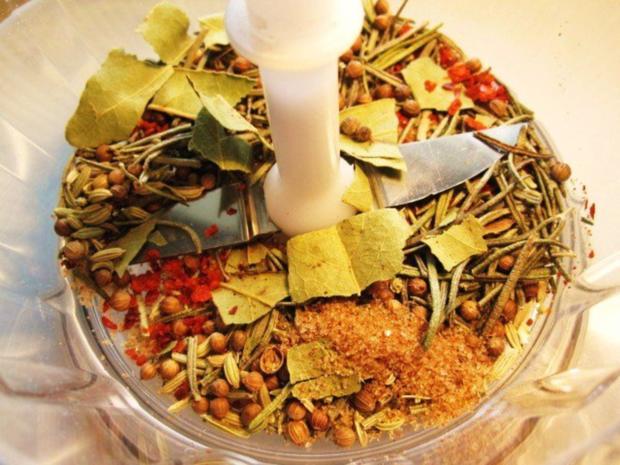 Gewürze: Mischung für mediterranes Ofengemüse - Rezept - Bild Nr. 3