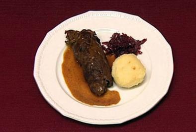 Rinderrouladen (Hagen Stoll) - Rezept