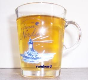 Rezept: Getränk: Minze-Apfel-Tee