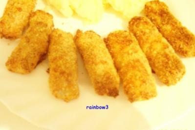 Kochen: Fischstäbchen selbstgemacht - Rezept