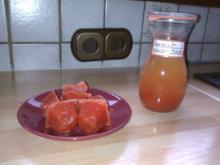 Tomatensaft und Tomatenmark - Rezept