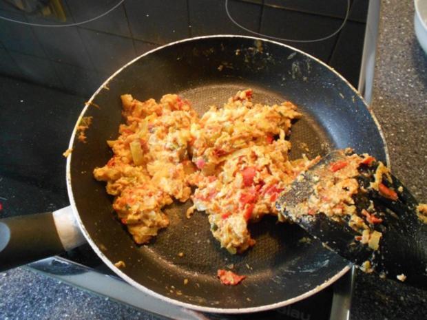 menemen türkische Eierspeise (vegetarisch) - Rezept - Bild Nr. 9