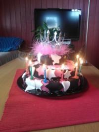 """""""Sweet16"""" - Torte !!! - Rezept"""