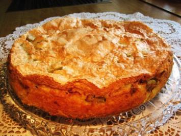 Rhabarberkuchen mit Mandel-Baiser ... - Rezept - Bild Nr. 8